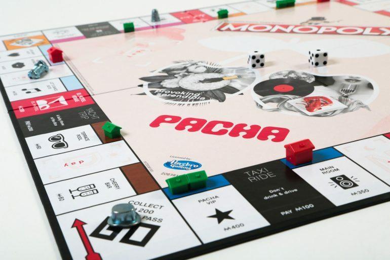 Монополия Pacha
