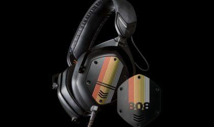 Roland и V-Moda сделали наушники по мотивам дизайна TR-808