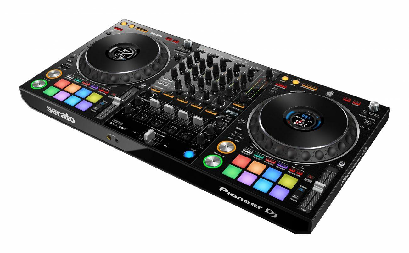 Pioneer DJ готовит новый флагманский контроллер для Serato