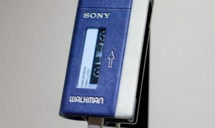 Sony анонсировала новый Walkman к его 40-летию