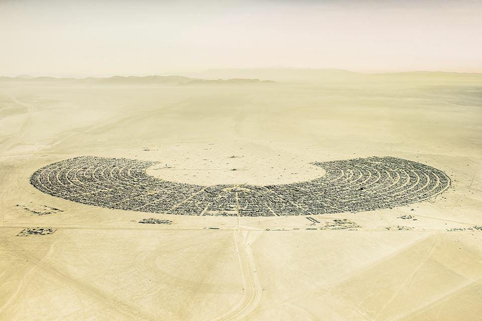 Burning Man может потребовать обязательное вакцинирование посетителей