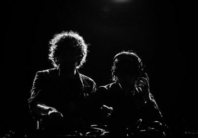 Justice в Нью-Йорке сыграли совместный трек с Frank Ocean