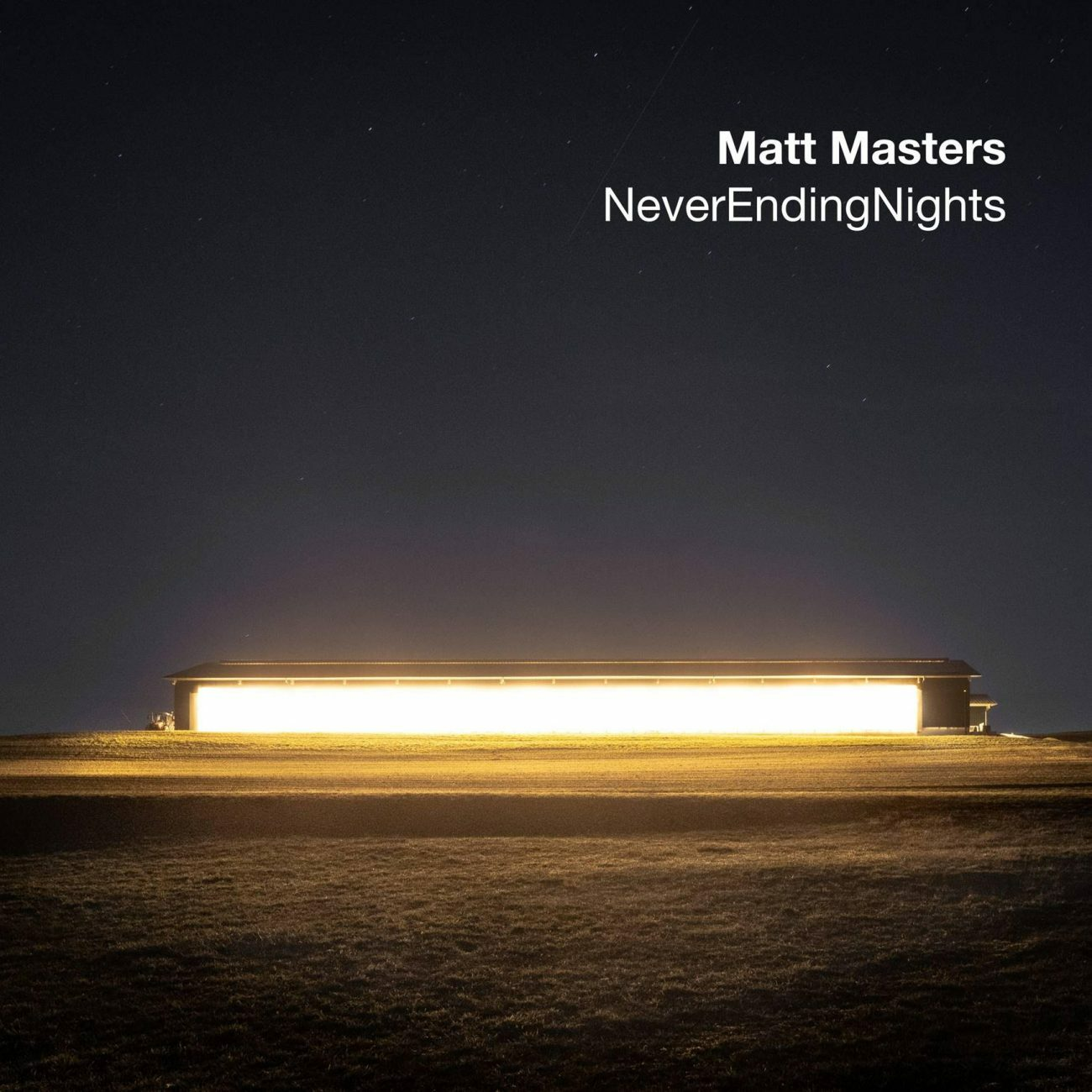 Matt Masters – Never Ending Nights (Freerange Records)