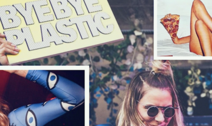 Blond:Ish прощается с пластиком в новом видео