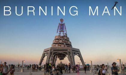 Ютубер Антон Птушкин выпустил часовой фильм про Burning Man
