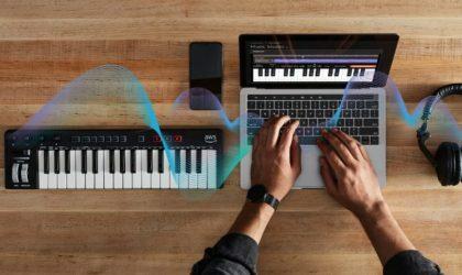 Amazon показала MIDI-клавиатуру DeepComposer на искусственном интеллекте