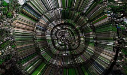 Aphex Twin опубликовал видеозапись своего сета в Манчестере