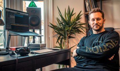 Арчи Хэмилтон сыграл дебютный Essential Mix