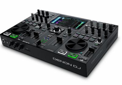 Denon DJ выпустит контроллер Prime Go на батарейках