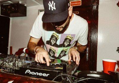 50 минут джангла в новом микс DJ Judzhen