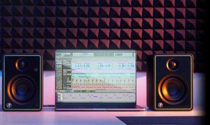 Mackie показала новые недорогие мониторы CR-X с Bluetooth