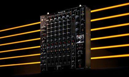 Pioneer DJ анонсировала новый микшерный пульт DJM-V10