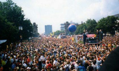 Love Parade вернется в Берлин в 2021 году