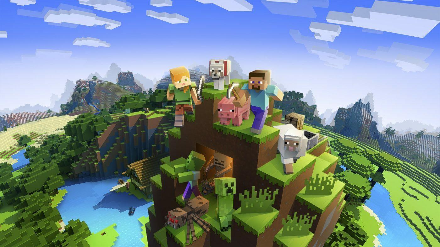 В мире Minecraft пройдет виртуальный музыкальный фестиваль