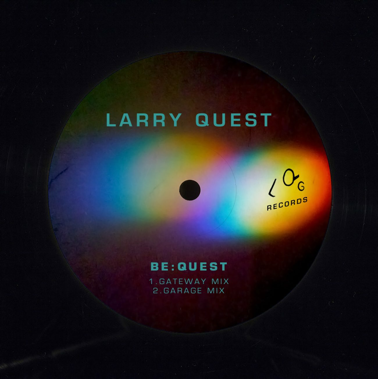 Larry Quest – Be:Quest (Log Records)
