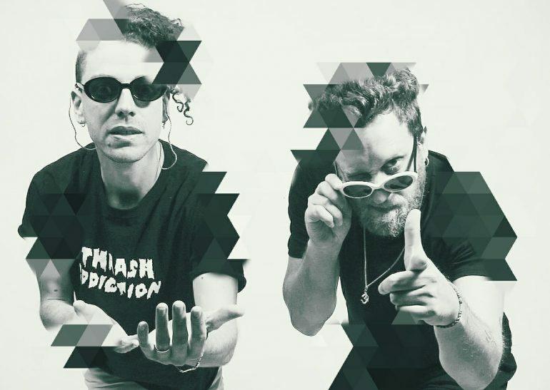 Red Axes выпустили коронавирусный клип к эсид-треку «Break The Limit»