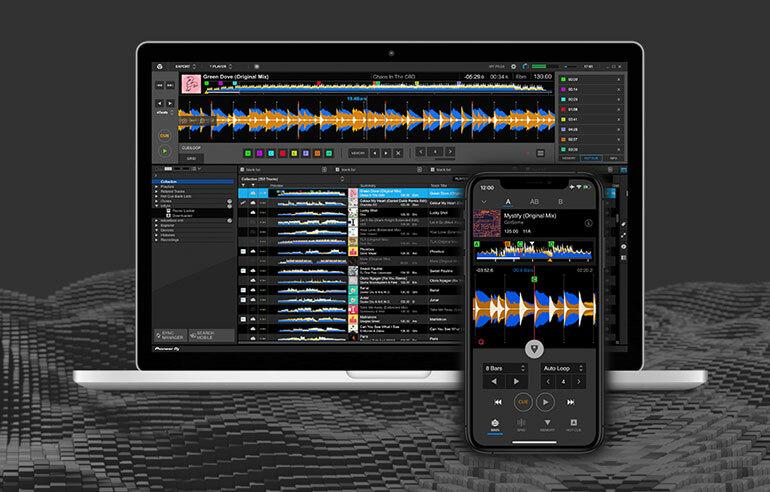 Pioneer DJ обновила свой софт Rekordbox 6.0
