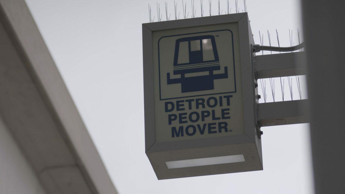 Squarepusher выпустил клип, снятый в пустом поезде Detroit People Mover