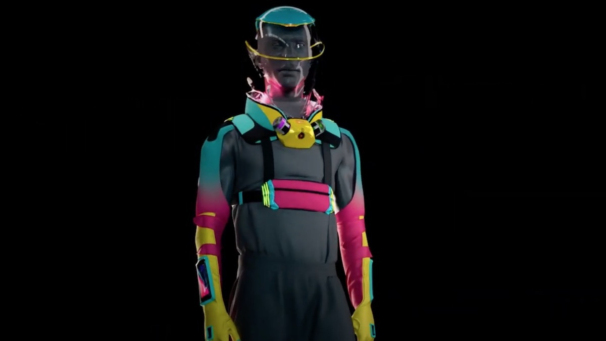 В США придумали фестивальный костюм для защиты от Covid-19