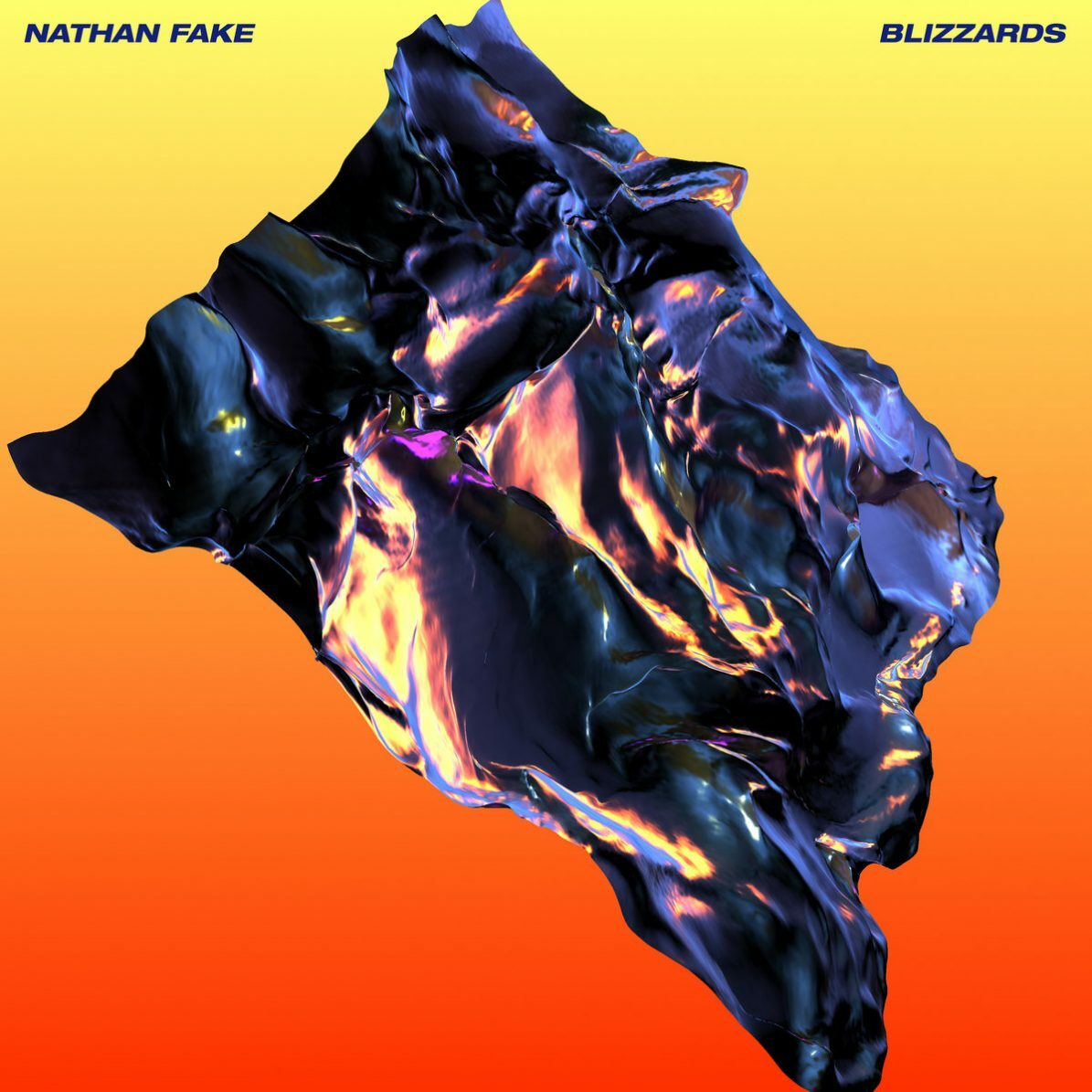 Nathan Fake — Blizzards (Cambria Instruments, 2020)