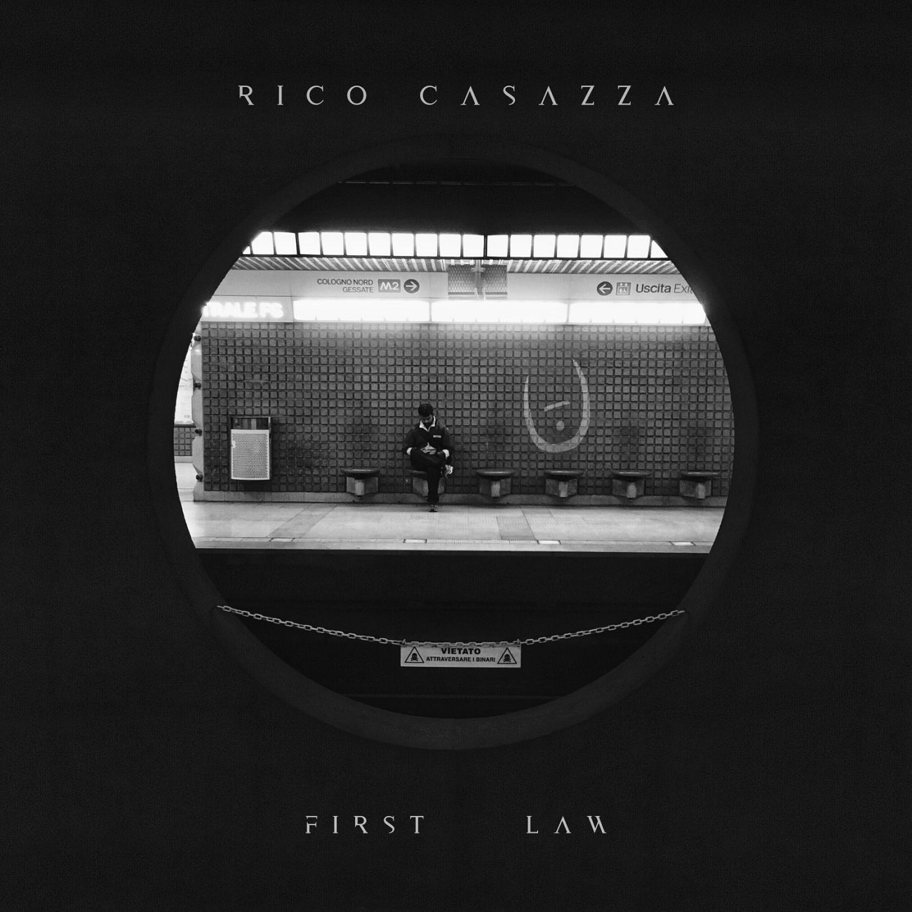 Rico Casazza – First Law (2020)