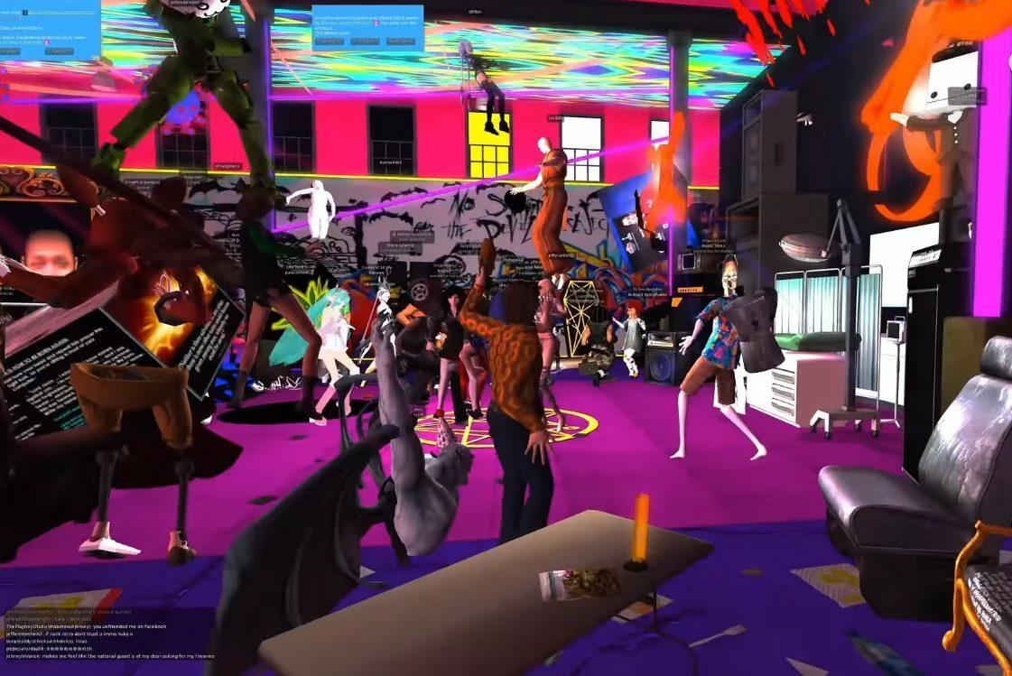 Vice выпустил сюжет про виртуальный клабинг