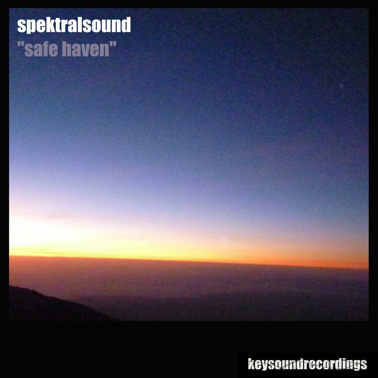 Spektralsound – Safe Haven EP (Keysound Recordings)