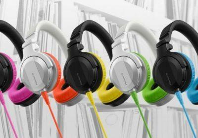 Pioneer DJ запустила линейку недорогих наушников
