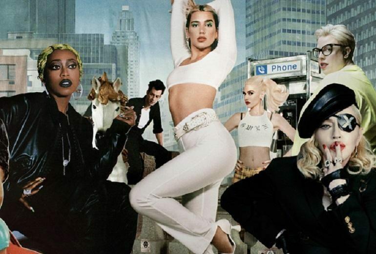 Dua Lipa готовит альбом ремиксов. Его смикшировала The Blessed Madonna