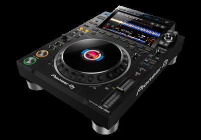 Pioneer DJ показала новый медиаплеер CDJ-3000