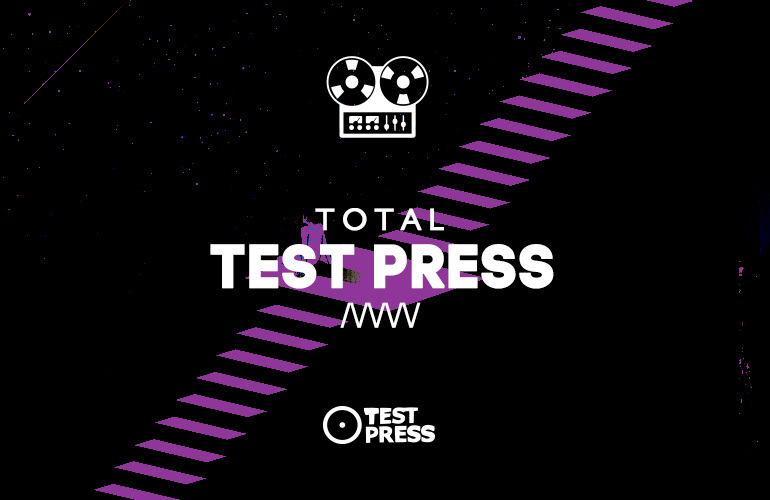 Плейлист Spotify: Total Test Press (сентябрь 2020)