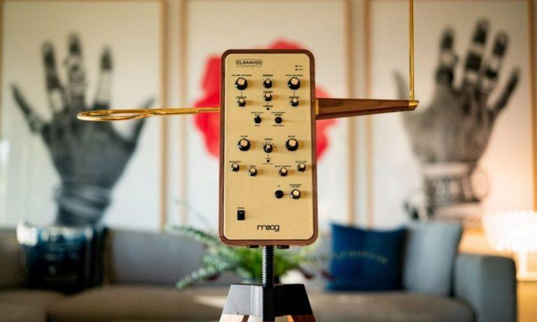 терменвокс Moog