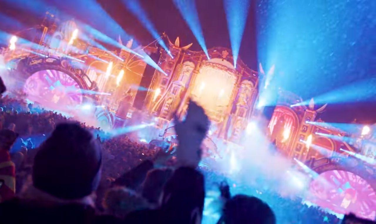 Tomorrowland выпустил фильм про фестиваль 2020 года