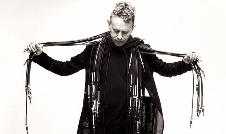 Люди как приматы: новый клип «Mandrill» Мартина Гора из Depeche Mode