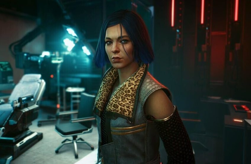 Нина Кравиц попала в Cyberpunk 2077 и записала музыку для игры