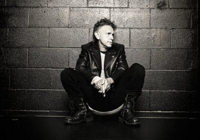 Мартин Гор из Depeche Mode выпустил новый электронный трек