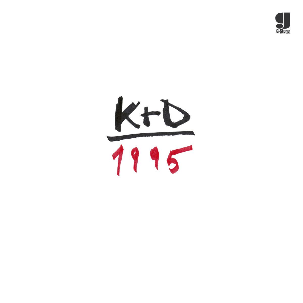 Kruder & Dorfmeister — 1995 (G-Stone Recordings, 2020)