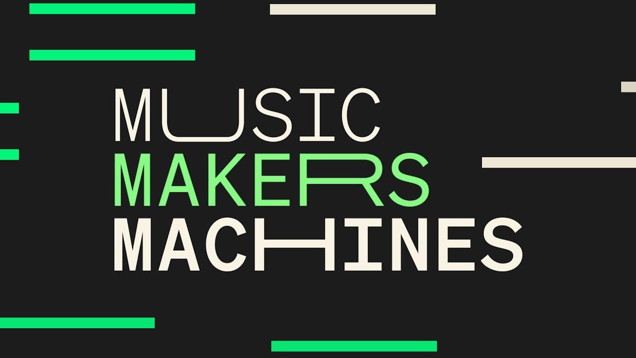 Google: бесплатная виртуальная платформа Music, Makers & Machines об истории электронной музыки