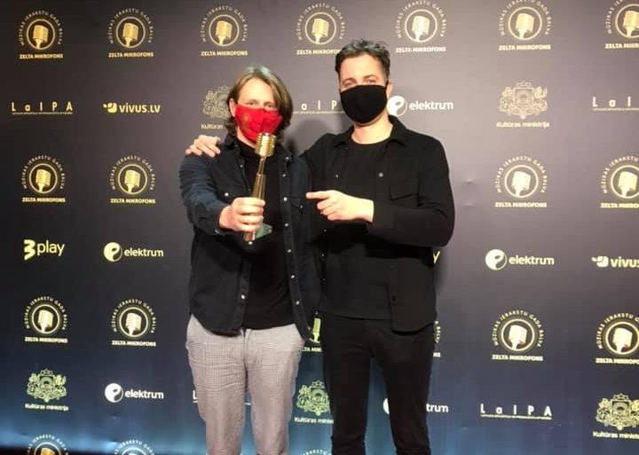 «Золотой микрофон» за электронный альбом 2021 года получили Kasetes