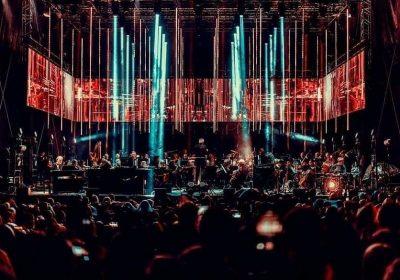 Ten Walls сыграл с Литовским государственным симфоническим оркестром