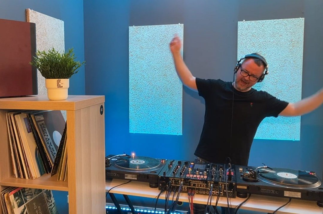 Amber Muse DJ Class: Богдан Таран сыграл сет в стиле UK Garage