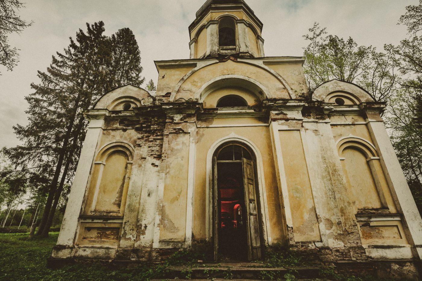 RTS.FM и клуб One One проведут стрим из церкви Святого Иоанна Крестителя