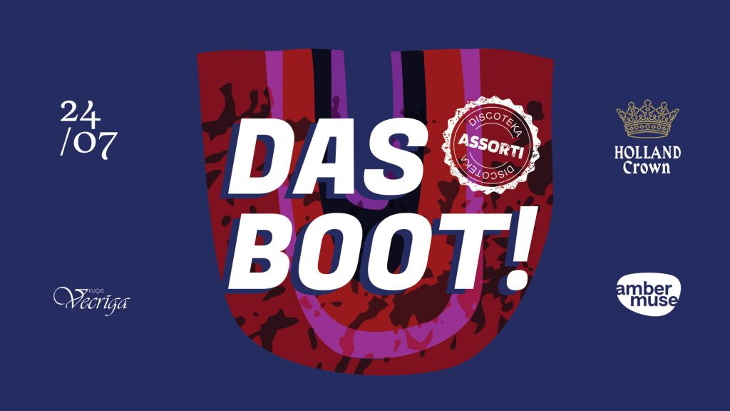 Das Boot Discoteka Assorti