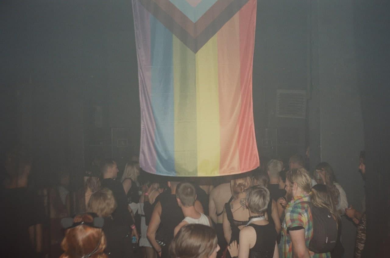 Вечеринка Klik Klak x Baltic Pride в фотографиях