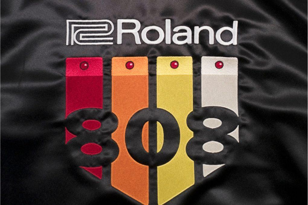 Ко дню 808 марка Roland выпустила новый мерч