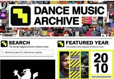 Новый архив танцевальной музыки: 30 лет рейв-культуры в онлайне