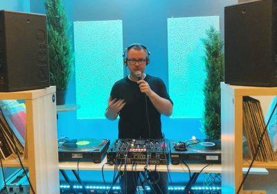 Микс дня: Богдан Таран на виниле из Amber Muse DJ Class