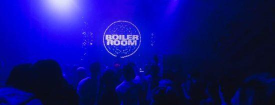 Фото: открытие тура Boiler Room «Open Dancefloors: Eastern Europe» в Риге