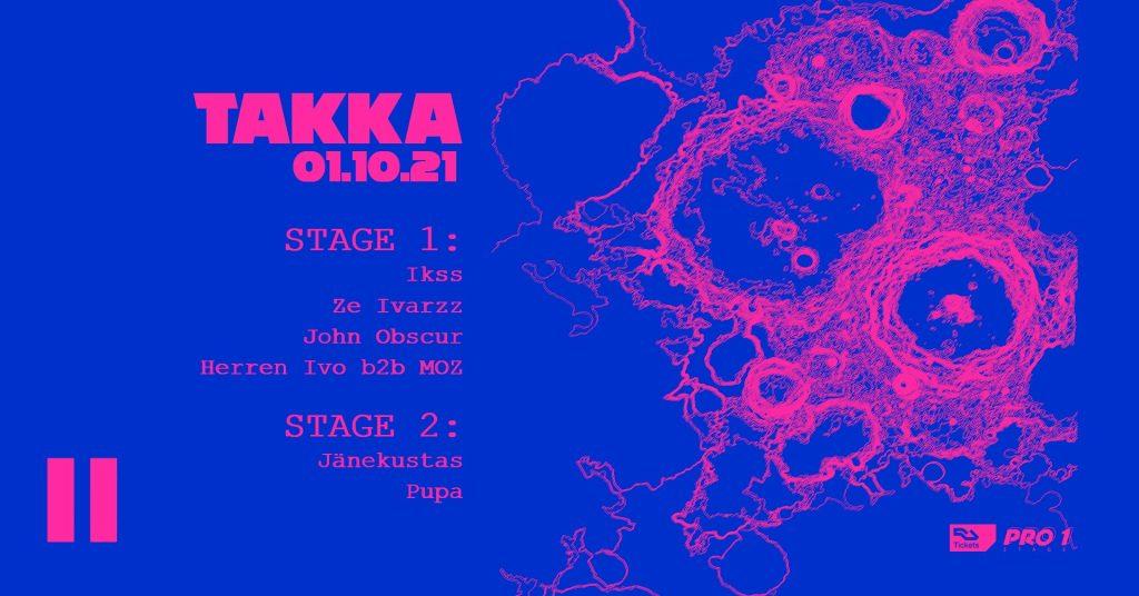 Takka @ One One