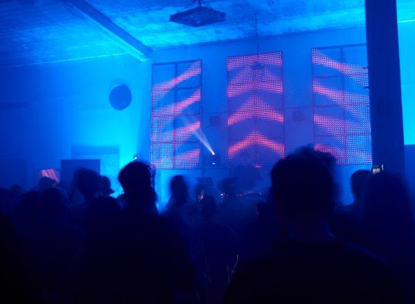 Фото: Perc на вечеринке Sublimation в Риге